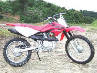 80/100ccバイク
