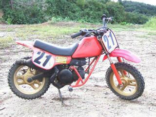 50ccバイク