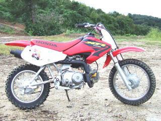 70ccバイク